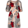 Fornarina Aby Sommerkleid red