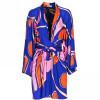 Issa Kimono Vibrant Blue