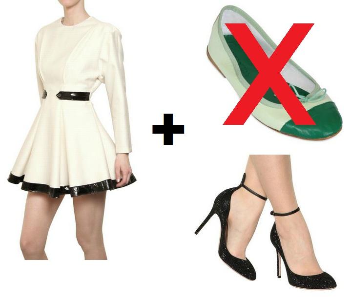 Kleider Styles – NoGo's und Fauxpas (Teil 1)