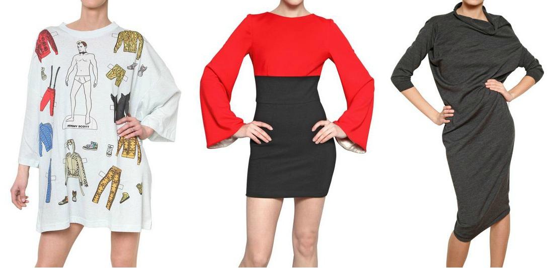 Kleider für große Frauen