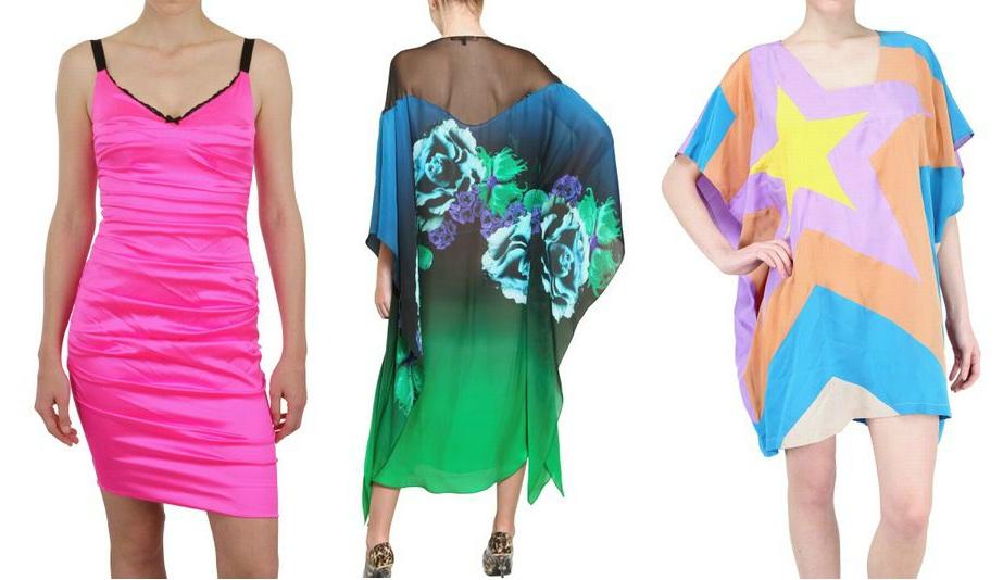 Kleider – Trends im Winter 2012: Color Blocking oder nicht?