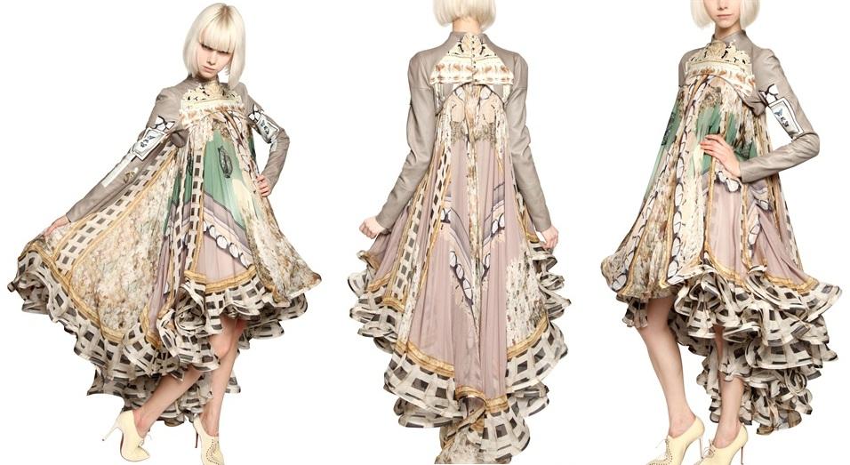 Die teuersten Designer Kleider: Platz 2