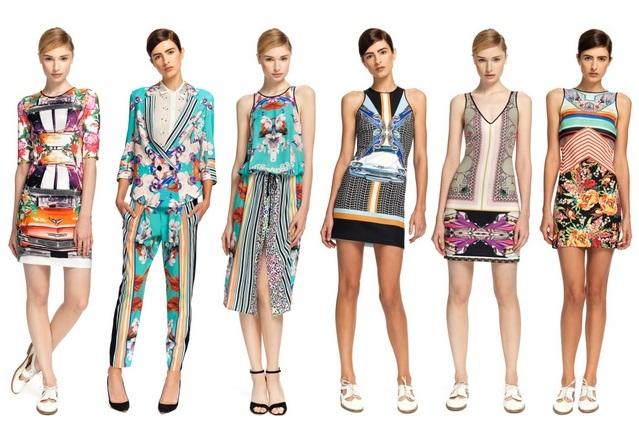 Clover Canyon Kleider 2013 - der kalifornische Style