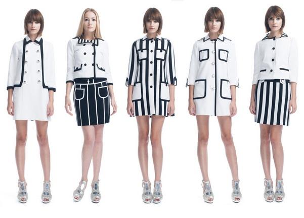Die 2013 Kleider von Moschino schon jetzt sichern