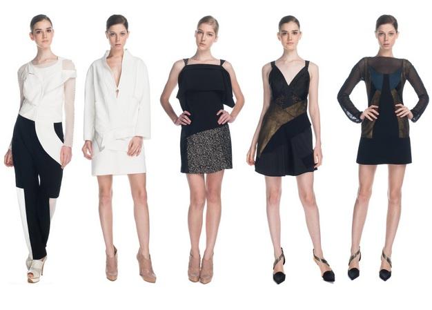 Cris Barros Kleider 2013 – Eleganz aus Sao Paulo