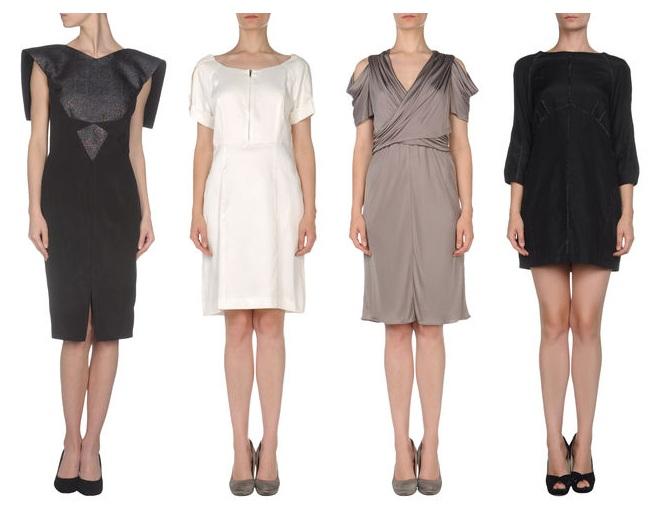 Lagerfeld Kleider 2013 - Haute Couture vom feinsten