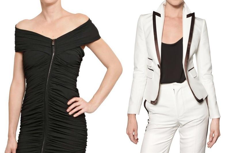 """Hosenanzug oder Designer Kleid: Teil 2 - vom """"Verfall der Eleganz"""""""