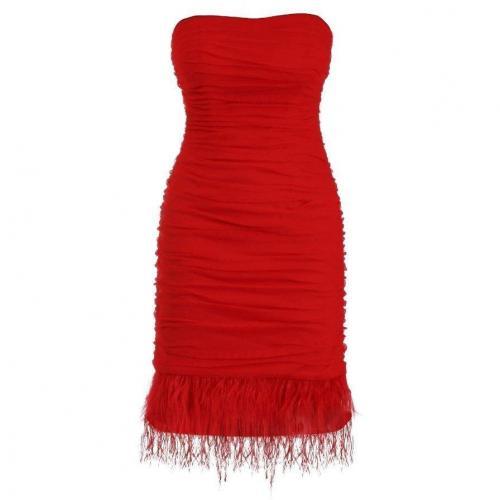 Kleid rot apart