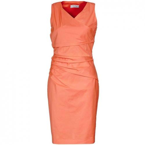 Rene lezard kleid orange