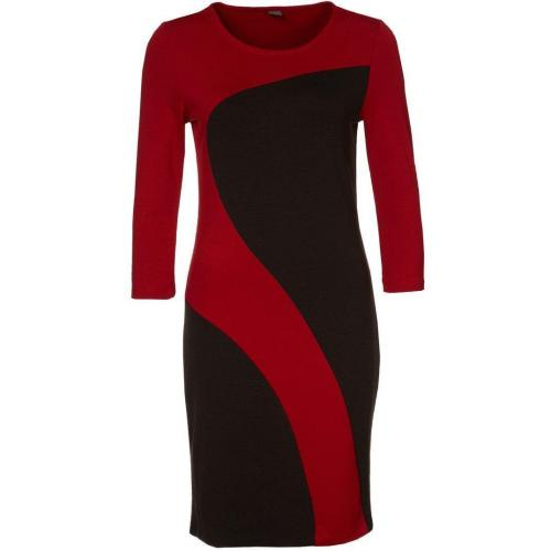 s oliver selection jerseykleid red my designer kleid. Black Bedroom Furniture Sets. Home Design Ideas