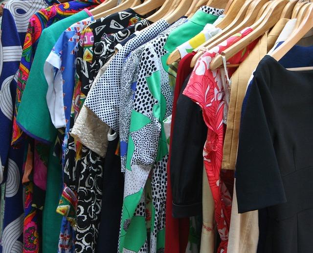 Kleider ausmisten