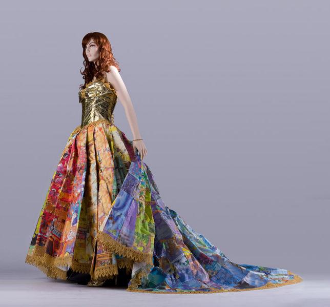 Recycled Fashion nachhaltige Mode