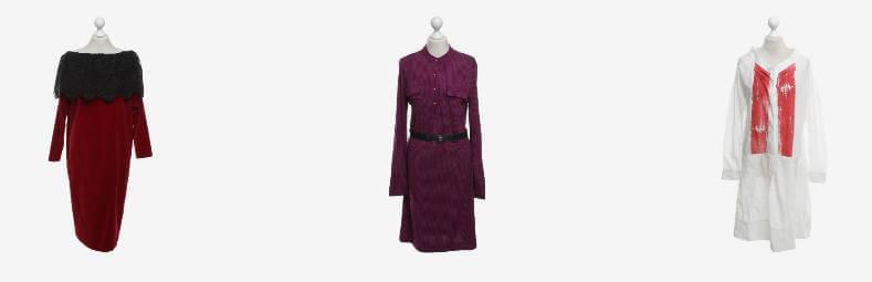 Christian Dior, Tory Burch, Marni Vintage Kleider