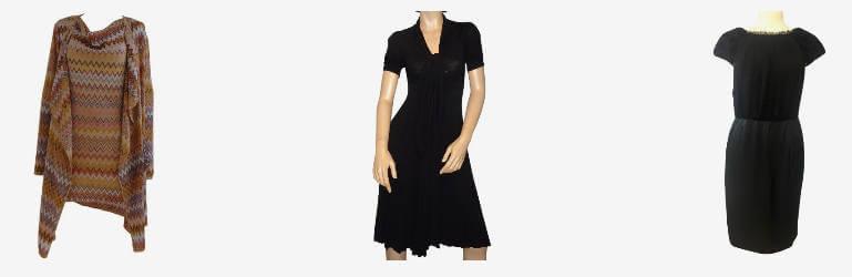 Missoni, Simona Barbieri, Escada Vintage Kleider