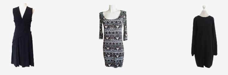 Prada, Diane von Furstenberg, Lanvin Vintage Kleider