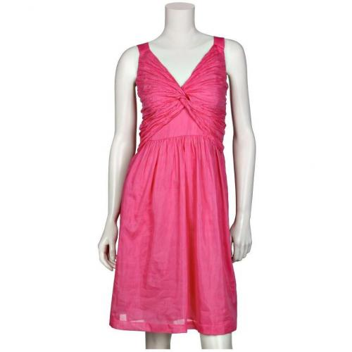 Ana Alcazar Seidenkleid Pink