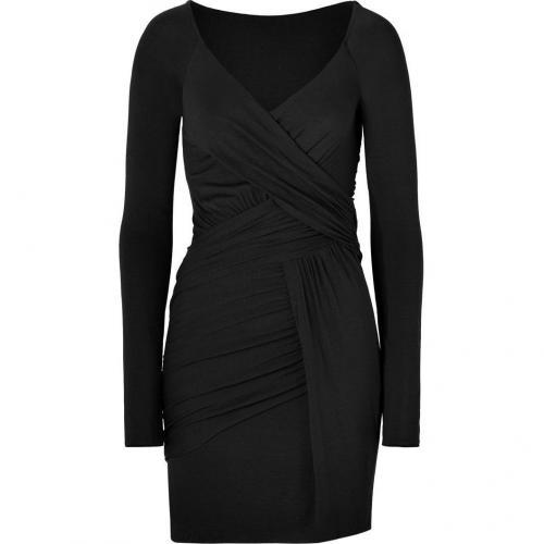 Bailey 44 Black Alpha Delta Dress