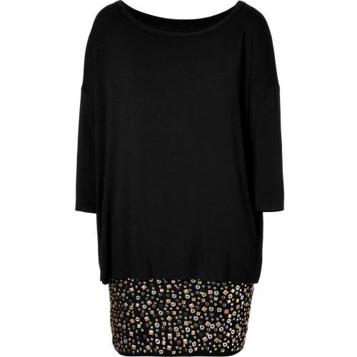 Bailey 44 Black Studded Balls to the Wall Dress