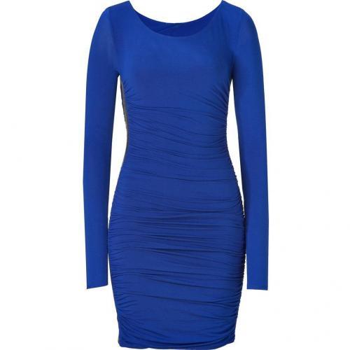 Bailey 44 Blue/Black Desert of Zind Dress