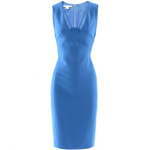 Berardi Electric Blue Shift Dress