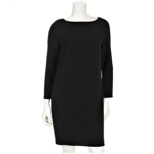 Blacky Dress Eggshape-Kleid Schwarz
