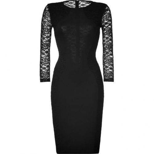 Blumarine Black Lace Kleid