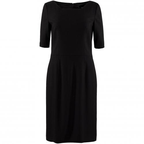 BOSS BLACK Kleid Dinami schwarz