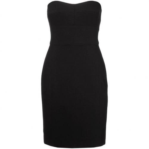 Cocktailkleid / festliches Kleid schwarz Schulterfrei