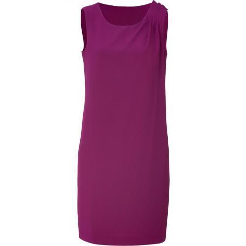 DKNY Dazzling Purple Sheat Kleid
