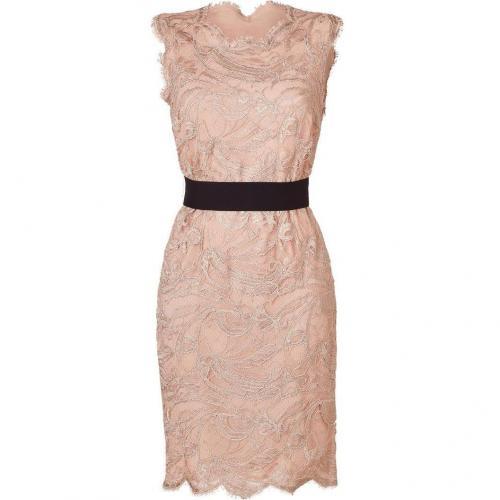 Emilio Pucci Colonial Rose Lace Dress