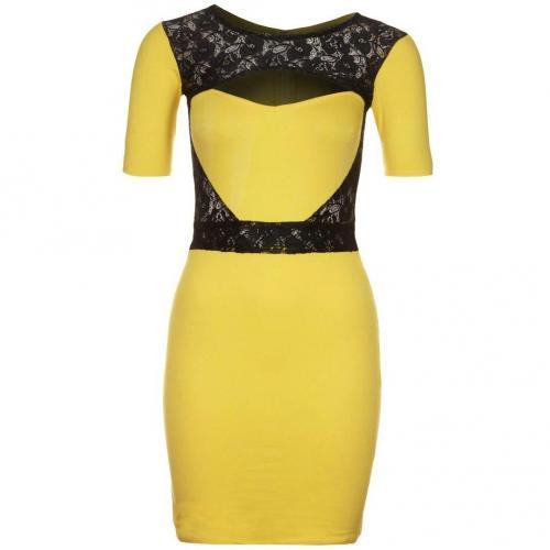 Fairground Sevigny Jerseykleid yellow