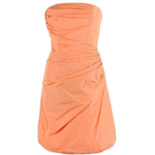Cocktailkleid / festliches Kleid apricot
