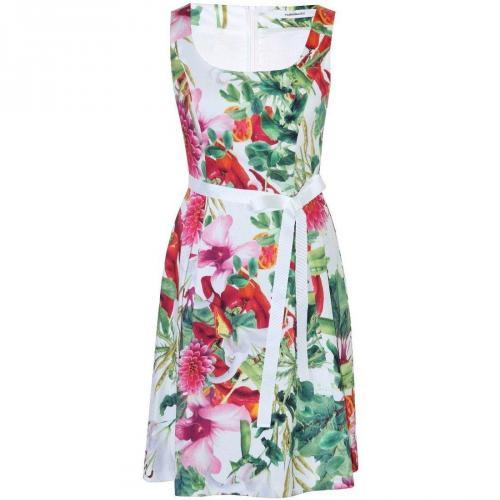 Fashionart Cocktailkleid / festliches Kleid bunt