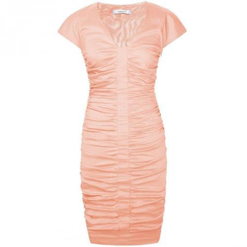 Fashionart Cocktailkleid / festliches Kleid orange