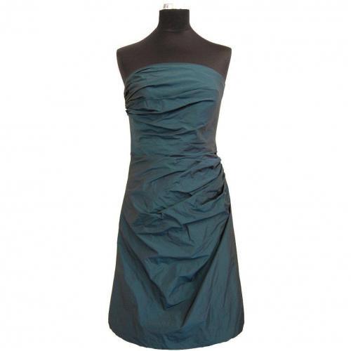 Fashionart Cocktailkleid / festliches Kleid petrol