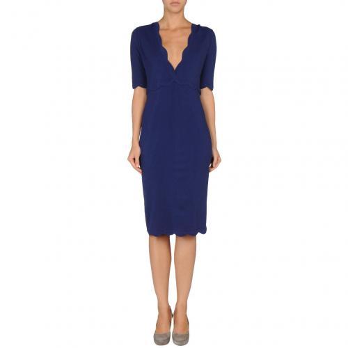 Fendi Knielanges Kleid Blau