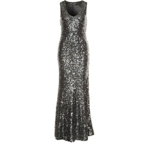 French Connection Maxikleid opal grey
