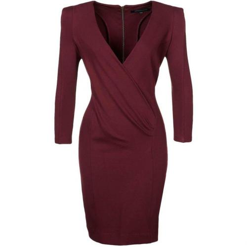 French Connection Sweetheart Jerseykleid shiraz