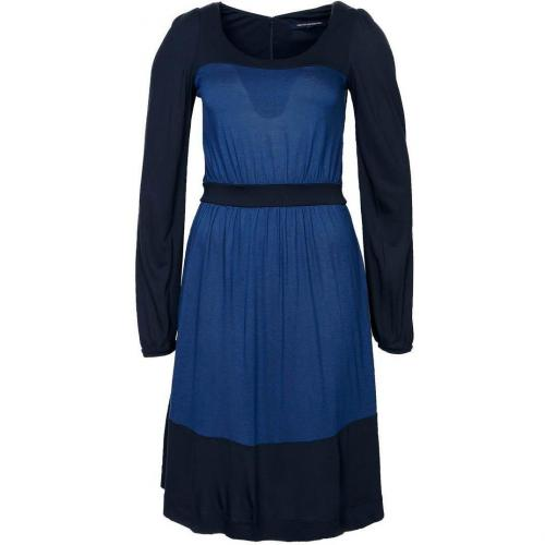 French Connection Winter Meadow Jerseykleid merchant blue