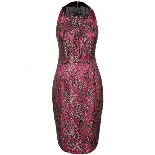Frock and Frill Cocktailkleid / festliches Kleid pink black