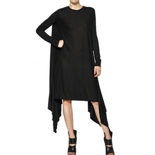 Gareth Pugh Langärmliges Modalfaser-Jersey-Kleid