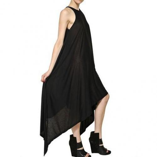 Gareth Pugh Langes Modalfaser-Jersey-Kleid