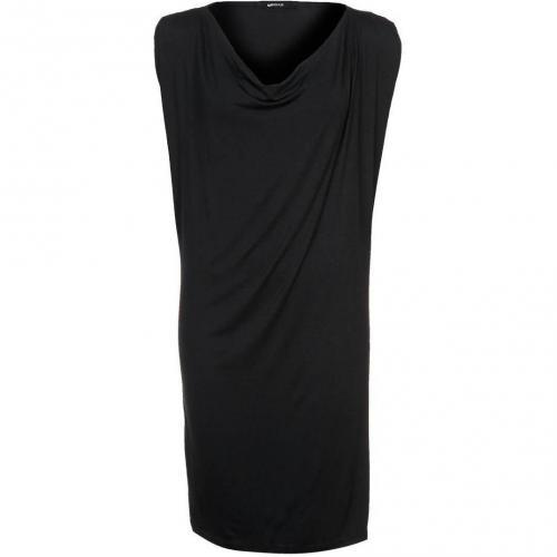 Gas Noali Jerseykleid black