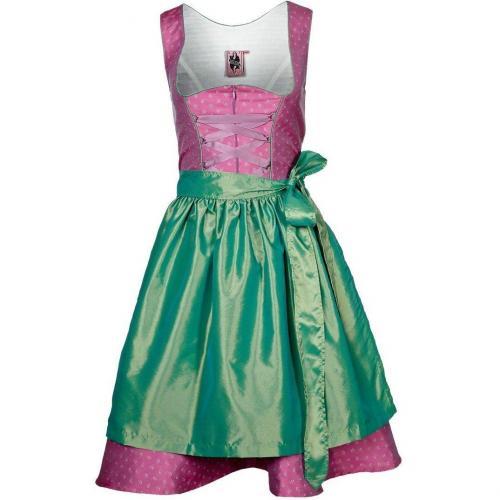 German Princess Blumenhochzeit Cocktailkleid / festliches Kleid lila