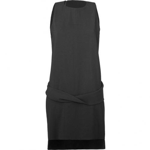Givenchy Black Sleevless Kleid