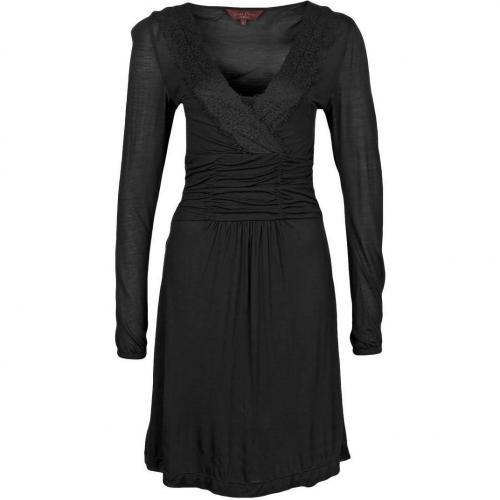 Great Plains Florence Jerseykleid black