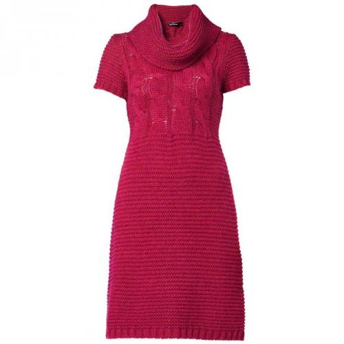 Hallhuber Strickkleid cyclam