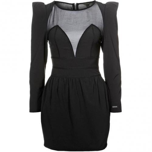 House of Deréon Tulip Mini Dress Cocktailkleid / festliches Kleid black
