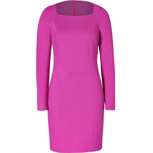 Hugo Dark Pink Kunani Dress