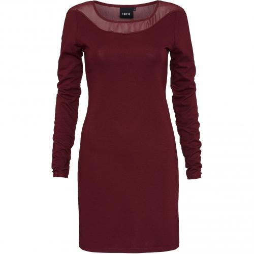 Ichi Kleid I-Lell rot